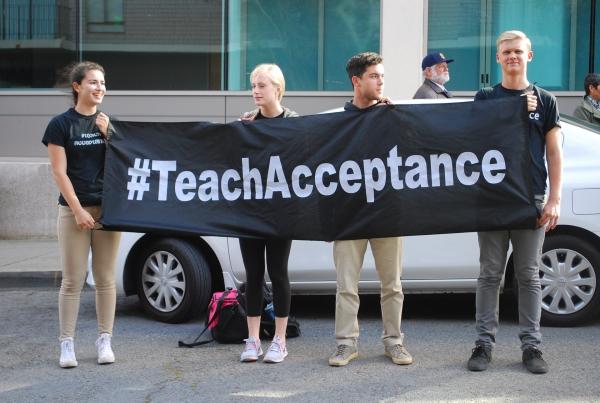 Problem akceptacji społecznej dotyczącej osób homoseksualnych